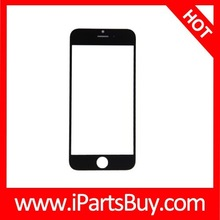 iPartsBuy front Screen Outer Glass Lens mobile phone spare parts for iPhone 6(Black)