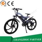 Al alloy motor bike sport style 250w 350w 500w lithium battery pedal e bicycle