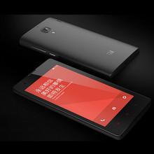 Original xiaomi HongMi 1S 3G WCDMA Quad Core 1.6GHz Android 4.3 1280X720 1GB/8GB 8MP Mobile Phone