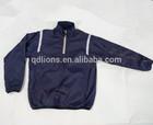 Children baseball winter jacket sports wear, boys windproof polar fleece jacket