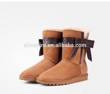 100% Australia sheepskin Grade A snow boots