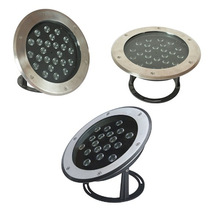 aluminium die-casting waterproof led swimming pool light IP68 RGB Emitting Color led pool bulb