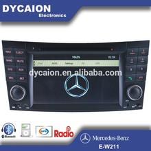 Navigator mercedes e-class/mercedes benz car multimedia system/mercedes benz touch screen car dvd player