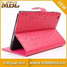 Toad Coin Purse Leather PU TPU Case Cover for Apple iPad mini