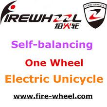 Self balancing firewheel unicycle one wheel 1500W cheap electric scooters