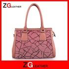 PU leather replica handbags from seoul korea designer making