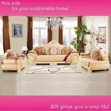 latest luxury living room sofa L9969