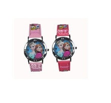 cartoon frozen plastic watch wrist watch