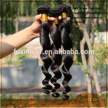 China manufacturer wholesale 6A grade original raw virgin indian hair