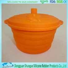 silicone steamer bowl for christmas gifts