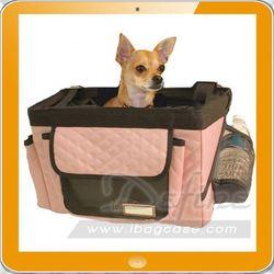 pet carrier bag /dog car seat