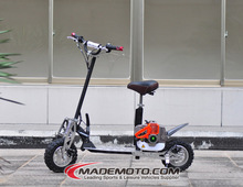 New Hot selling 50cc two wheel gas scooters
