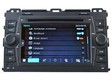 WITSON CAR NAVIGATION SYSTEM for TOYOTA PRADO 120 Series Capctive Screen+1080P+DSP+WiFi/3G/OBD/DVR(optional)