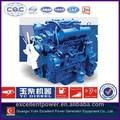 3 cilindros del motor diesel