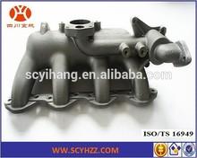 Auto Engine Cast Aluminum Parts Intake Manifold China Supplier(National Standard IV)