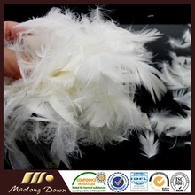4-6cm Pure White Duck Feather For Sale Cushion Pillow Filling Material Cheaper Price