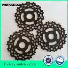 OEM service laser cut mild steel wheel gear