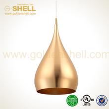 2014 hotel luxury chrome pendant lighting decoration