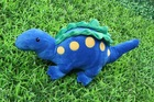 Promotional gift lovely soft dinosaur