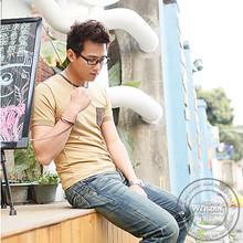 200 grams hot sale 100% organic cotton lastest summer designer brand couple t shirt