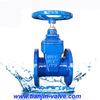 DI F4 gate valve gear operated manufacturer