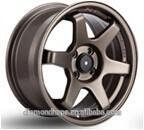 2014 New style aluminum wheel rim for all car in stock(ZW-HT6039)