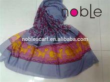 Hijab Printed Hijab Modern Scarf Shawl