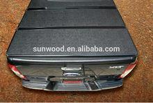 All kinds of pick up 4x4 tonneau cover, fiberglass hard tonneau cover for foton tunland