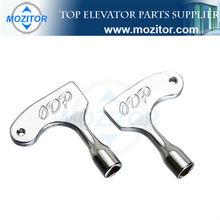 Good quality elevator door key|elevator spare parts supplier|passenger elevator door key