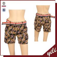 alibaba wholesale women clothing,womens high waist printed shorts