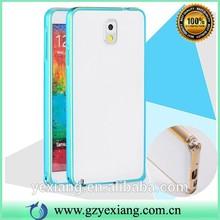 Luxury Aluminum Bumper Case For Samsung Galaxy Note Edge N9150