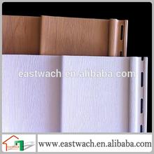 10 inch pink wooden exterior wall America lap vinyl siding