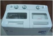 9KG 480W Semi-auto Twin Tub Washing Machine