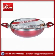 aluminum non stick coating wok
