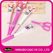 scissors pen,multifunctional pen,customized pen