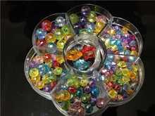 Hot selling educational shine toy beads plastic toys ironing beads