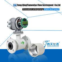 Electro magnetic Flowmeter/emf meter