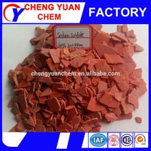 leather uses sodium sulphide/sodium sulphide red flakes