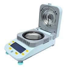 1 mg/5mg/10mg 50g/100g Quick Apparatus Halogen Heating LCD digital moisture meter for plants