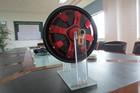 DM-210 wheel hub motor