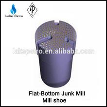 Junk Mill shoe flat bottom type to mill downhole junks