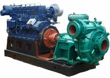 Diesel water pump factory price china made