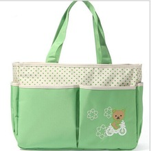 Trendy Shoulder Baby Mummy Bag