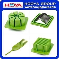 Multi-functional manual vegetable salad chopper set , vegetable and fruit cutter slicer