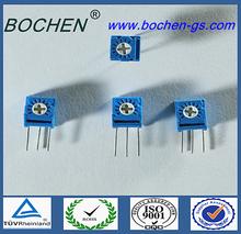 BOCHEN 0.5W precision potentiometer 3323W Single turn 10k linear potentiometer