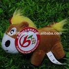 Custom cheap custom plush horse