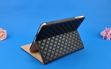 knit tablet case leather pu case for ipad air