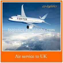 Forwarder Logistics Service Customs DAILY FLIGHT to UK---Season