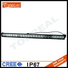 Shock and Vibration Resistant 20inch led truck light bar 240w high lumen