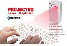 Hot MINI Infrared Wireless Bluetooth Virtual Laser Projection Keyboard Portable